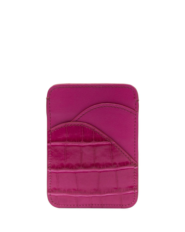 4f85d6ed Walden Leather Card Case Holder