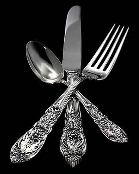 Wallace Silversmiths Richelieu Dinner Fork