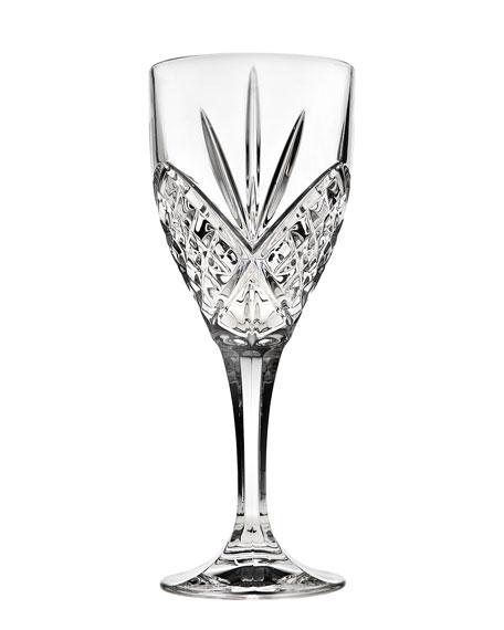 Godinger Dublin Wine Goblets, Set of 12