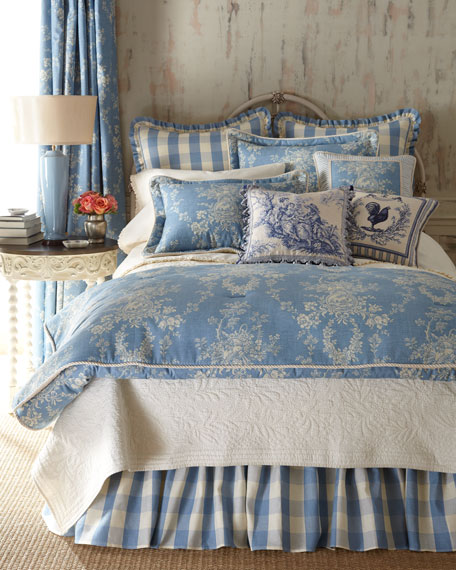 Image 2 of 2: Sherry Kline Home King Country Manor Comforter Set