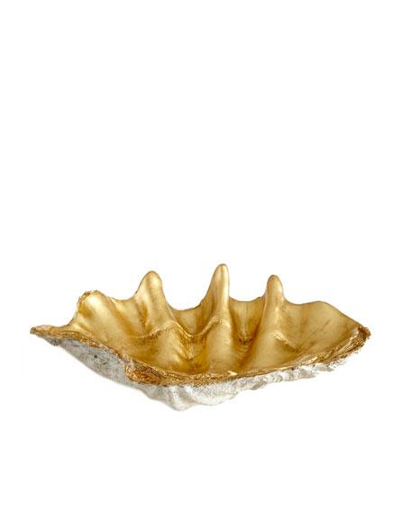 Regina Andrew Design Golden Shell Bowl