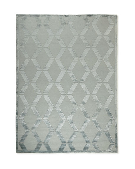 Image 4 of 5: Exquisite Rugs Charlie Rug, 9' x 12'
