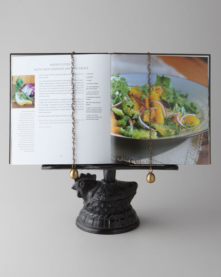 MacKenzie-Childs Nesting Cookbook Stand