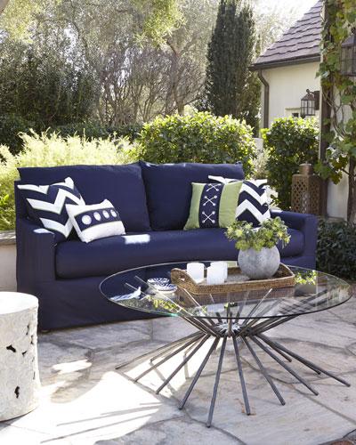 Elena Outdoor Sofa