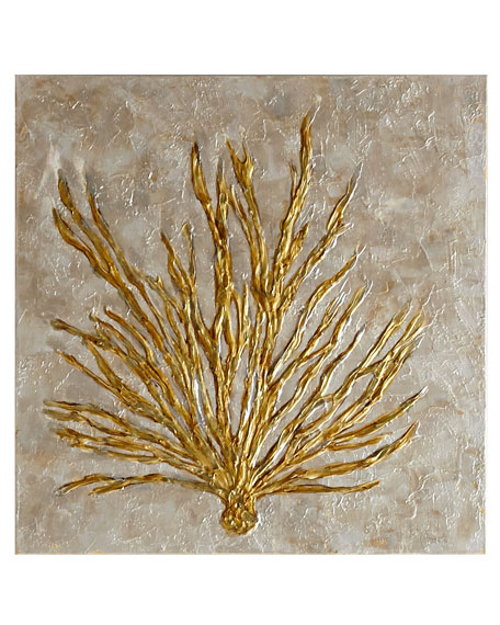 Coral Life I Giclee on Canvas Wall Art