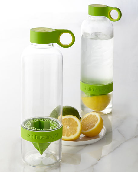 Image 1 of 6: CITRUS ZINGER WATER BOTTLE