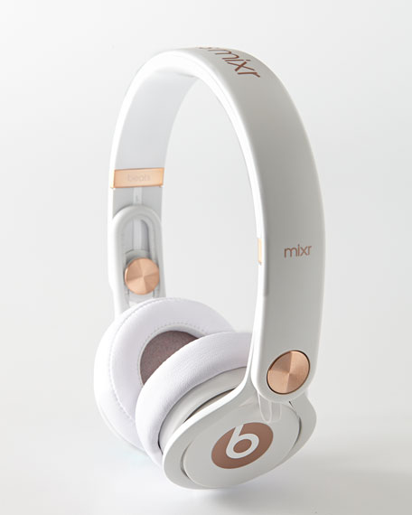 Rose-Gold-Tone Beats On-Ear Headphones