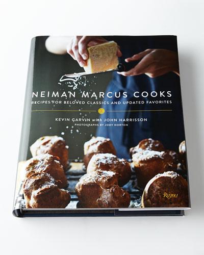 """""""Neiman Marcus Cooks"""" Cookbook"""