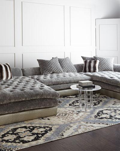 Galvin Three-Piece Sectional Sofa 170