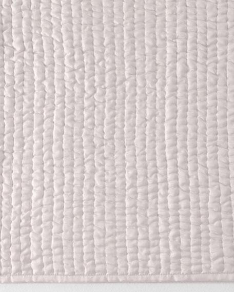 European Seta Quilted Silk Sham