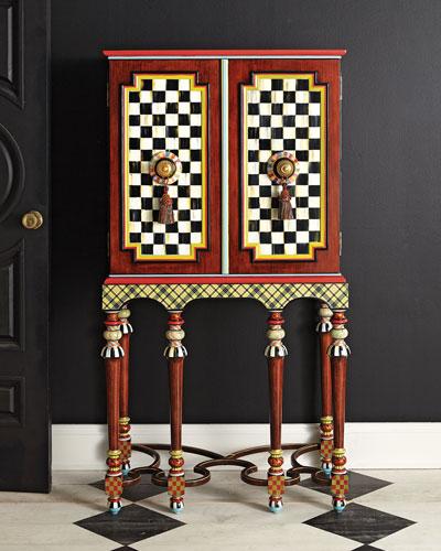 Foxtrot Bar Cabinet