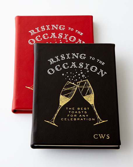 Graphic Image Rising to the Occasion Book, Personalized