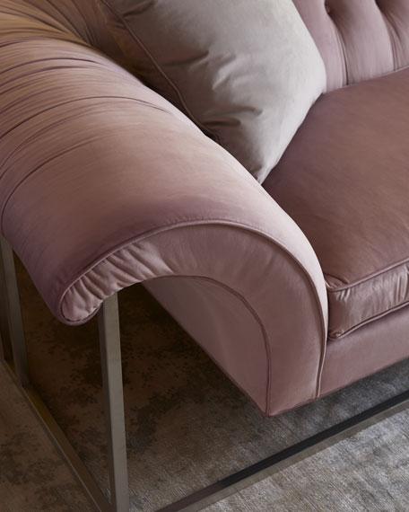 Philippa Metal Frame Sofa