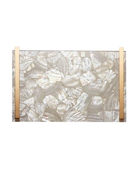 "Stone Slab Tray, 16"" x 10"""
