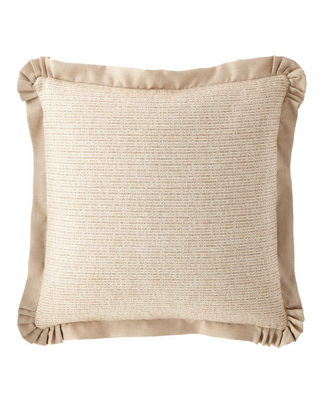 Sherry Kline Home Vanessa Basketweave European Sham