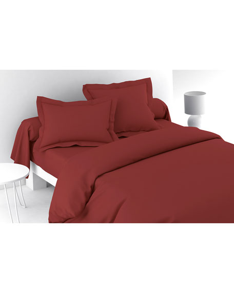 Anne de Solene Vexin 200 Thread-Count King Duvet Cover