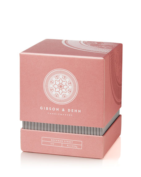Gibson & Dehn Peony & Hyacinth  Scented Candle, 8 oz.