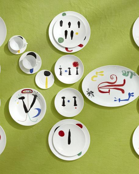 Bernardaud Parler Seul by Joan Miró, Limited Edition Tableware Set by Bernardaud