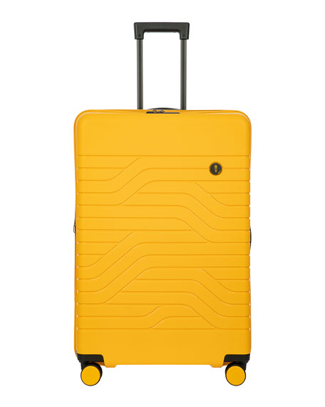 """Bric's B/Y Ulisse 30"""" Expandable Spinner Luggage"""