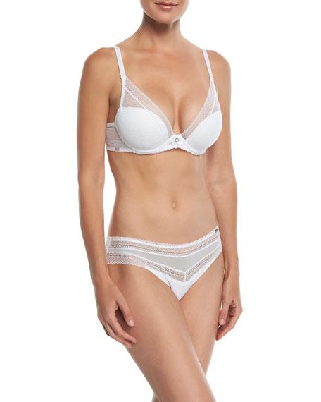 Festivité Lace Brazilian Bikini Briefs