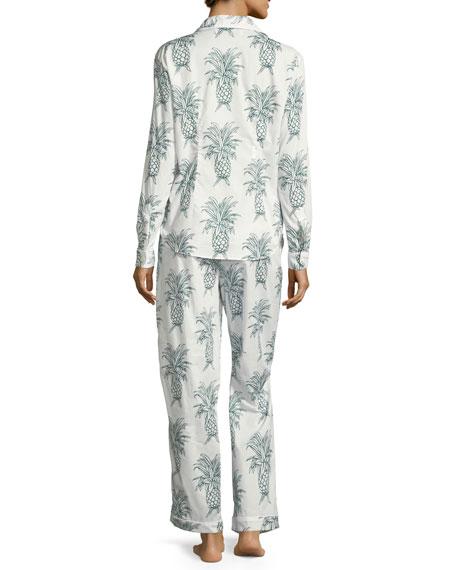 Desmond & Dempsey Howie Classic Pajama Set