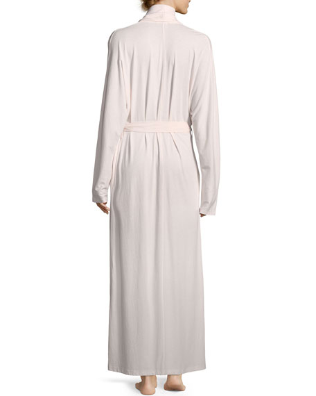 Paolo Long-Sleeve Wrap Robe