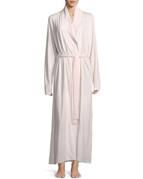 Paolo Long-Sleeve Wrap Robe