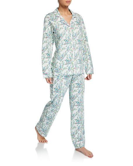 Bedhead Plus Size Spring Bloom Classic Pajama Set