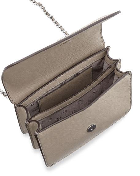 Robinson Mini Saffiano Shoulder Bag
