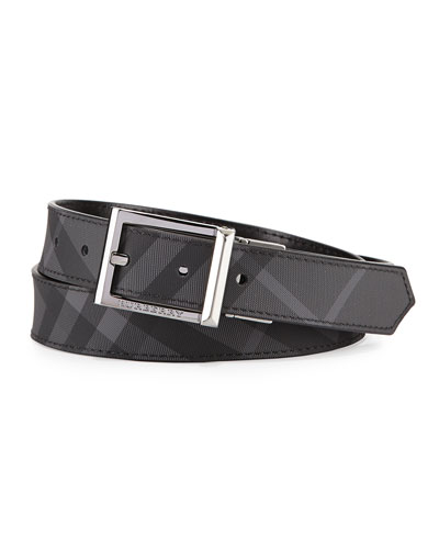 Reversible Check Belt