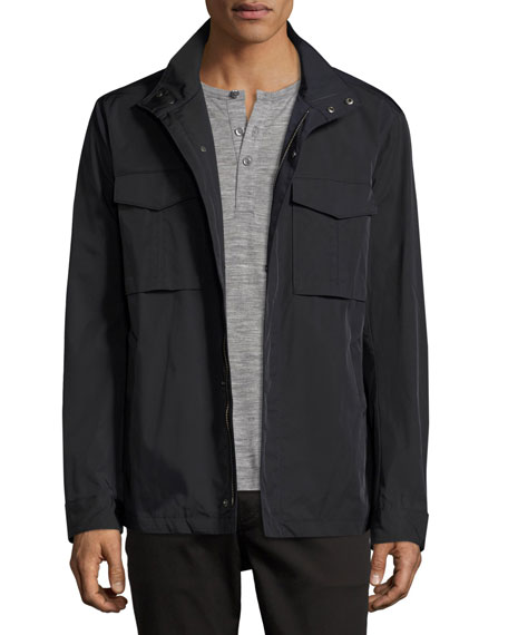 Theory Nylon Utility Jacket