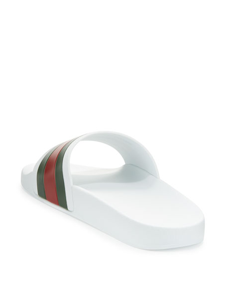 Pursuit '72 Rubber Slide Sandal