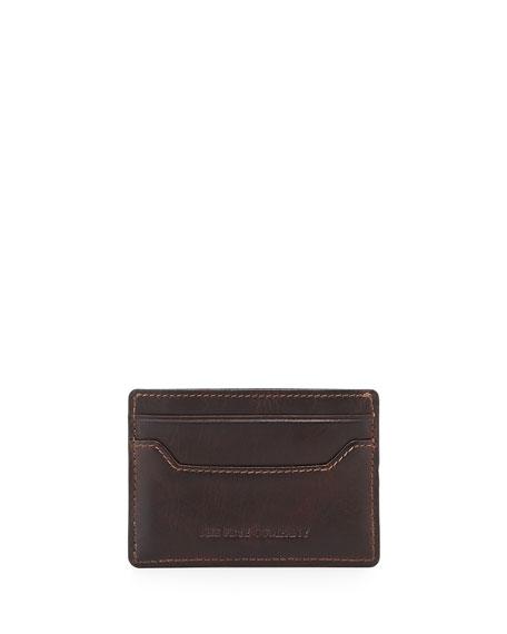 Logan Leather Card Case