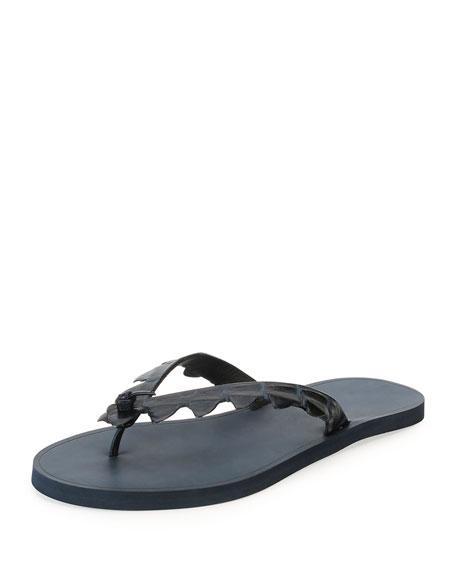 Crocodile Flip-Flop Sandal