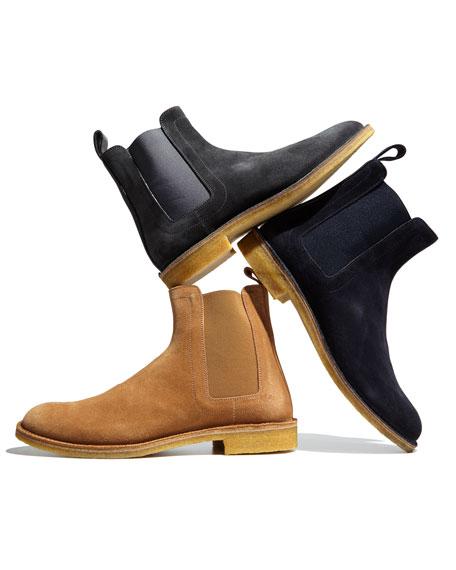Aussie Suede Chelsea Boots