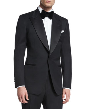 0226a3efc2ee09 Men's Designer Tuxedos and Formal Wear at Neiman Marcus