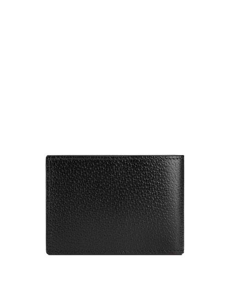 4e7c044bca0d Gucci GG Marmont Leather Bi-Fold Wallet   Neiman Marcus