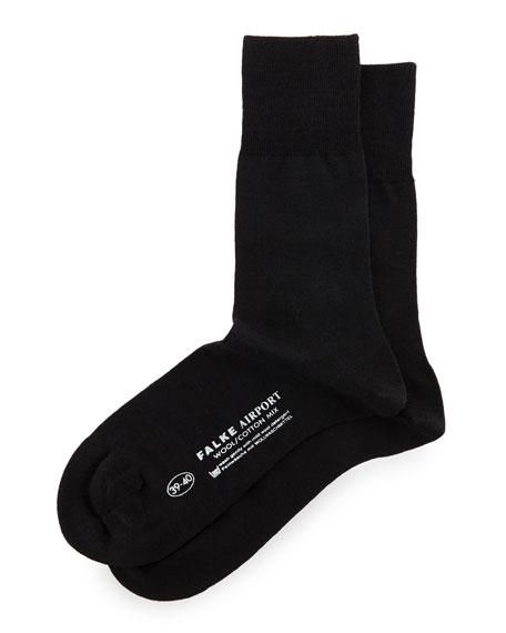 Falke Airport Wool-Blend Socks