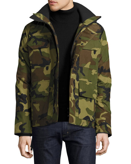 Maitland Hooded Parka