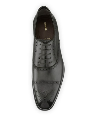 a89046a53 TOM FORD Men's Shoes : Boots & Sneakers at Neiman Marcus