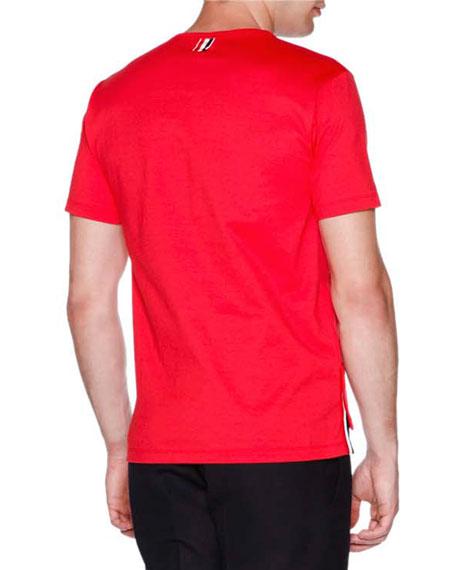 Short-Sleeve Logo Pocket T-Shirt