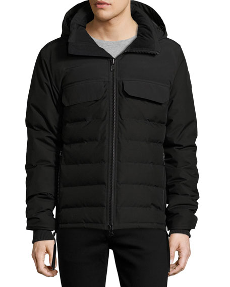 Canada Goose Hargrave Hooded Down Parka