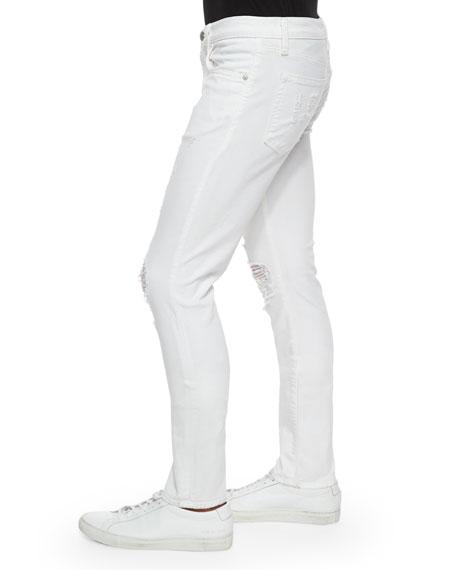 Tyler Deconstructed Slim Jeans
