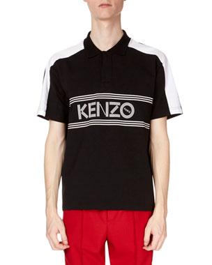 a3cca9cc641b Men's Designer Polos & T-Shirts at Neiman Marcus