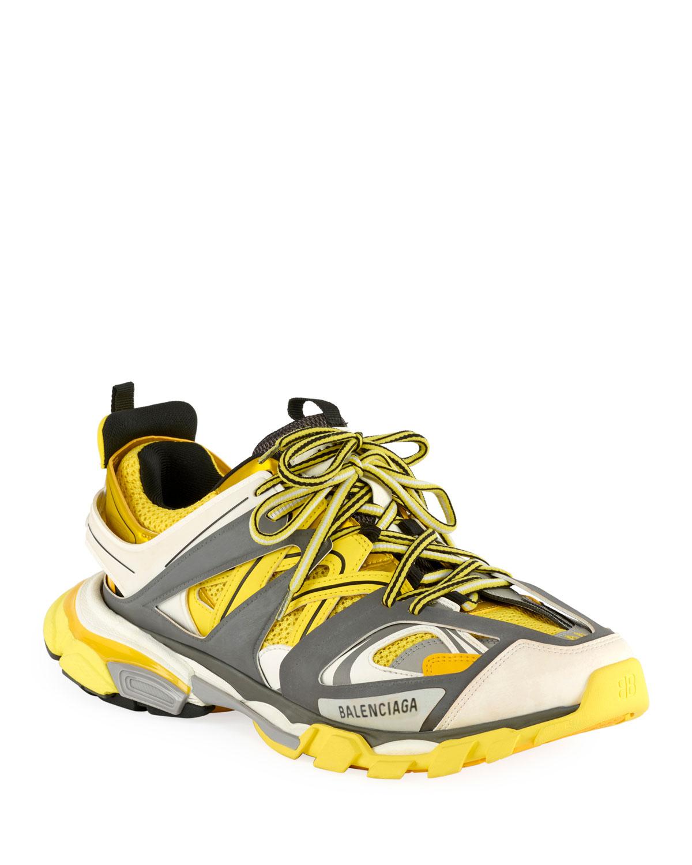 b53b6519e99dc Balenciaga Men s Runway Track Sneakers