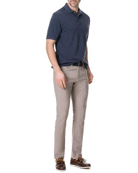 Image 3 of 5: Rodd & Gunn Men's Motion Straight-Leg Jeans