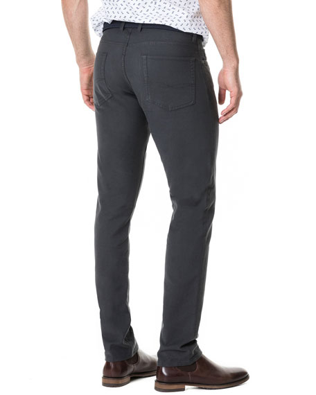 Image 5 of 5: Rodd & Gunn Men's Motion Straight-Leg Jeans