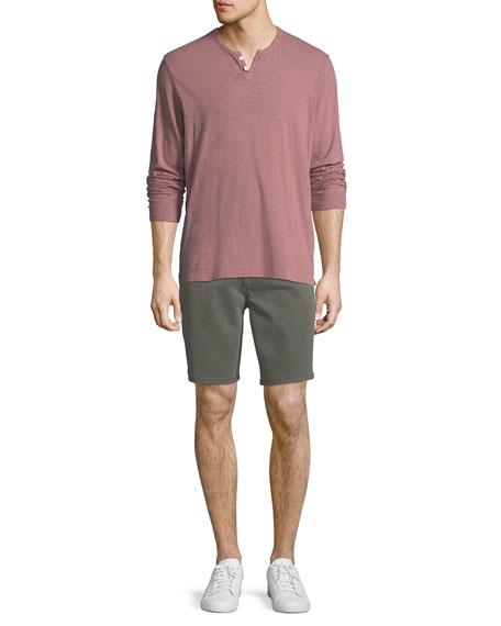 Joe's Jeans Men's Flat-Front Twill Casual Shorts