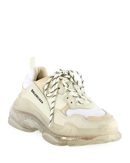 Off White x Air Jordan 1 x Balenciaga Triple S Custom Le