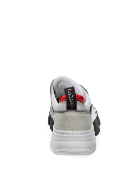 Givenchy Men's Mismatched Jaw Running Sneakers